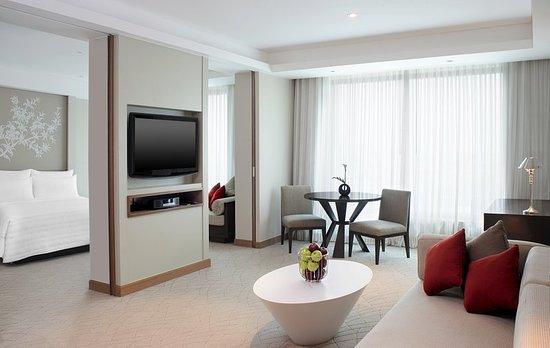 Le Meridien Chiang Mai: Guest room