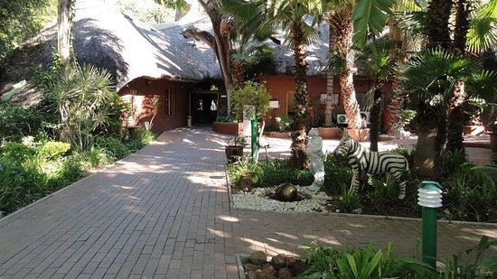 Francistown, Botswana: Exterior