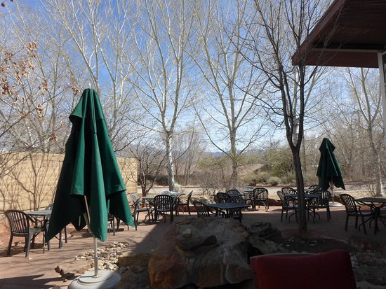 Scenes from Flying Star Cafe - Corrales