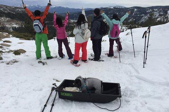 Snowshoe Lake Tahoe Tour