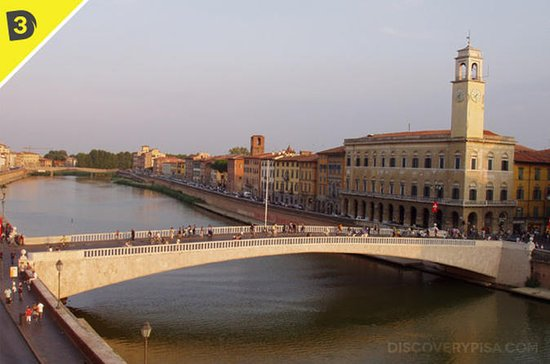 Secrets of Pisa with Rooftop sunset...