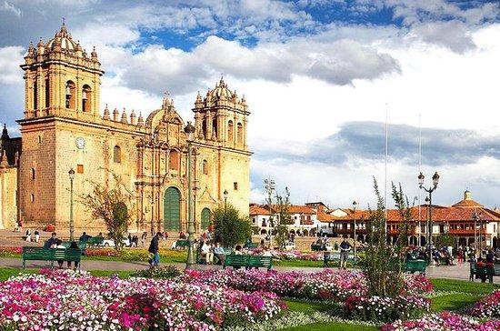 Cusco City & Nearby Ruins