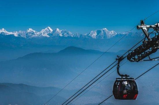 Dagtocht naar de Chandra Giri-heuvel