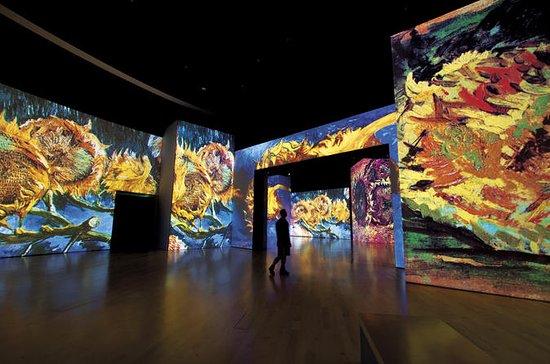 Van Gogh Alive the experience DUBAI