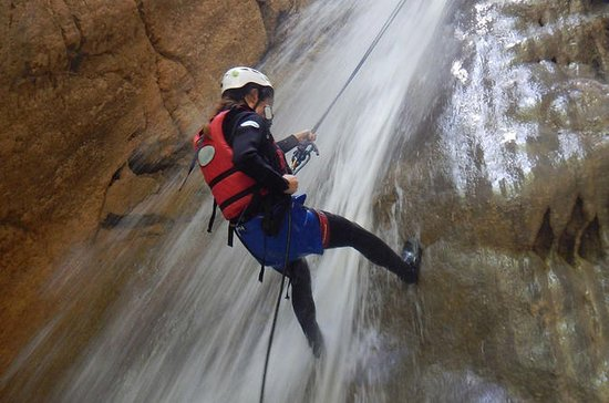 Rappelling Adventure from Moalboal...