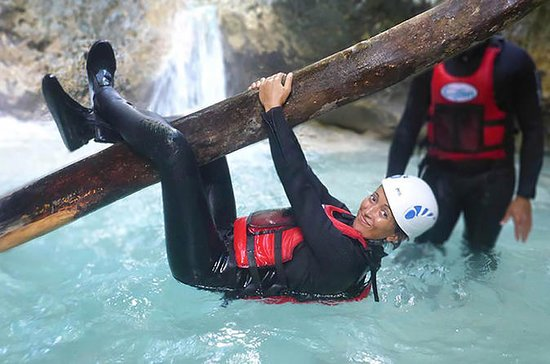 Kawasan Canyoneering and Falls from...