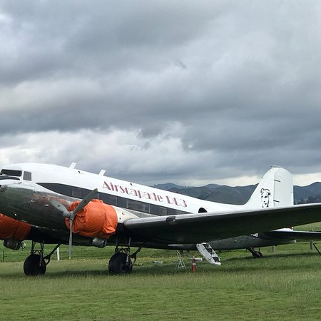 Omaka Aviation Heritage Centre: photo1.jpg