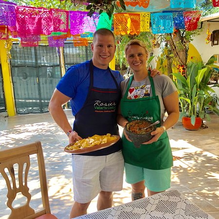 Rosie's Vallarta Cooking