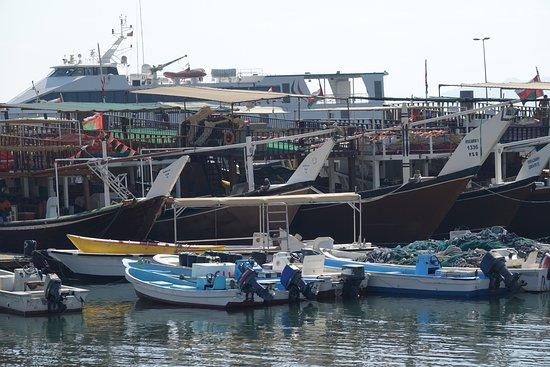 Sheesa Beach Dive Centre: Paljon erilaisia veneitä