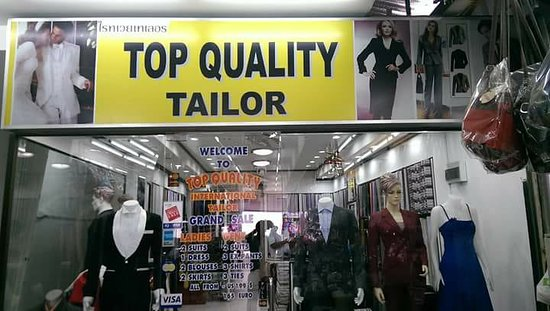 Top Quality Tailor
