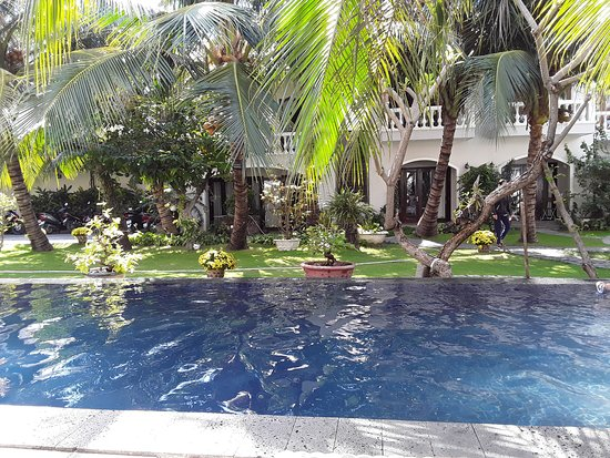 La Paloma Villa & Hotel: Best place in the midday heat