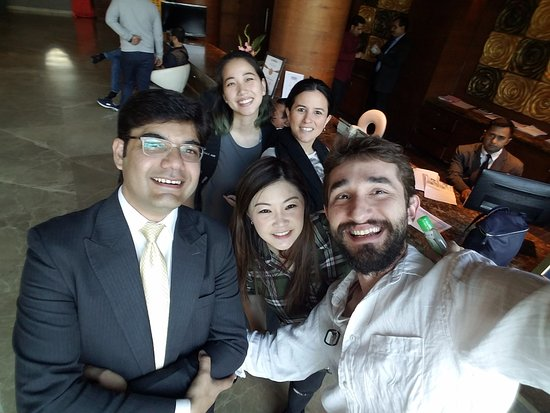 Vesta International: Our Indian super start who even speak spanish! 100%