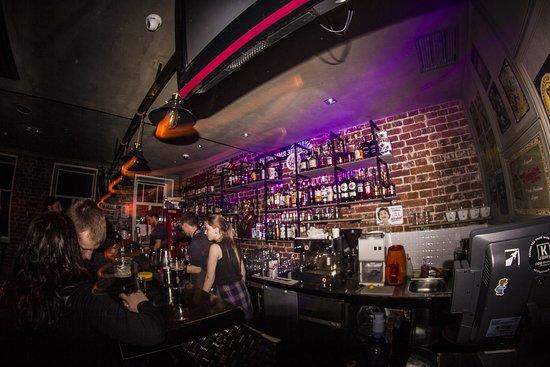 Bar Kalinin: В нашем баре огромный выбор напитков