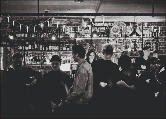 Bar Kalinin: Вечер в баре Калинин