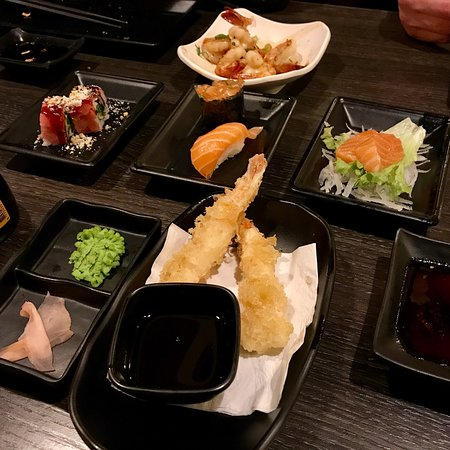 Sushi koi arnhem restaurant reviews phone number for Koi sushi arnhem