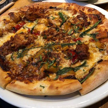 California Pizza Kitchen Pearlridge Menu