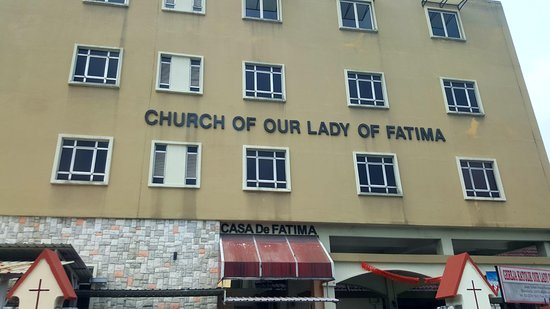 Church Of Our Lady Of Fatima