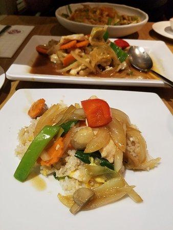 Addie S Thai Cafe Earls Court Road