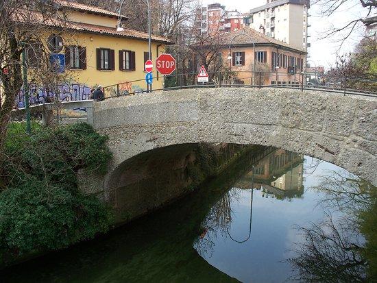 Ponte Vecchio di Gorla