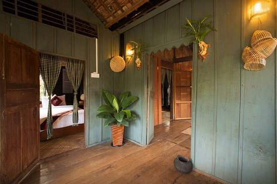 Siem Reap, Camboya: OLD KHMER HOUSE 2BEDs - HOMESTAY