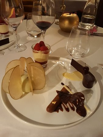 Puymirol, Francia: desserts
