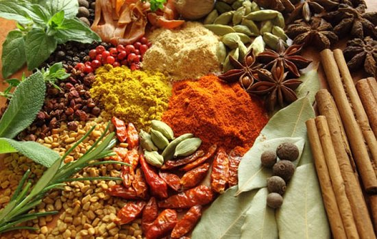 Kirinda, Sri Lanka: Authentic Sri Lankan spices