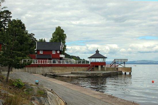 Røyken, Norge: Ramton  Brygge