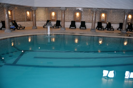 Spa wellness hotel  DADAK THERMAL SPA & WELLNESS HOTEL: Bewertungen & Fotos (Kozakli ...