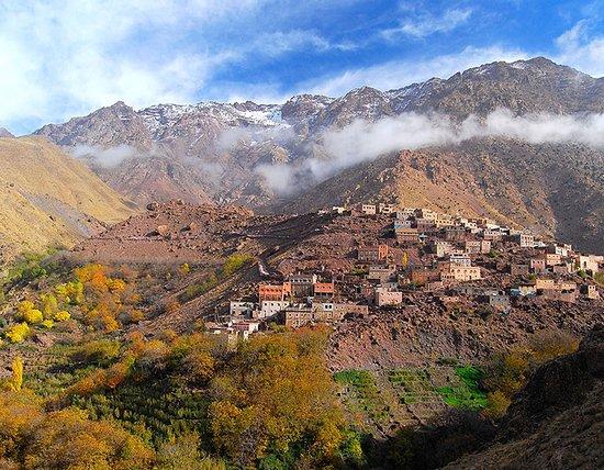 Ouirgane, Morocco: Imlil