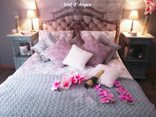 Anla, Frankrike: Chambre Nid D'Anges