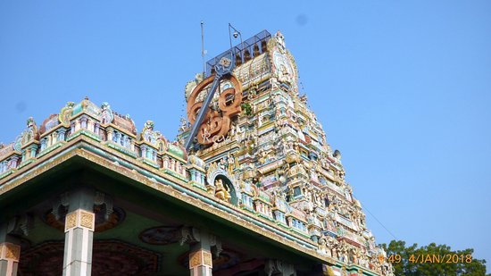 Sriperumbudur, India: Vallakkottai Murugan Temple