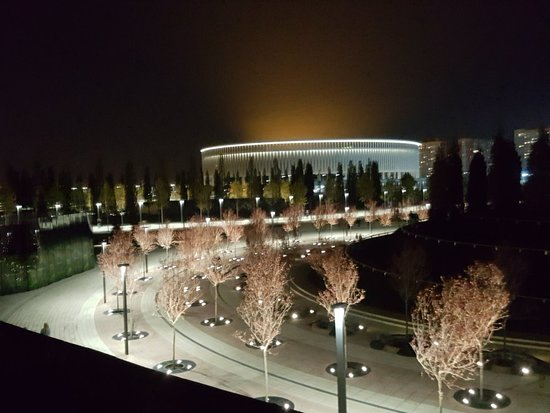 20171010 193834 Large Jpg Picture Of Stadium Fc Krasnodar Tripadvisor