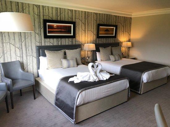 New Bedroom Design Picture Of Riverside Lodge Hotel Irvine Tripadvisor