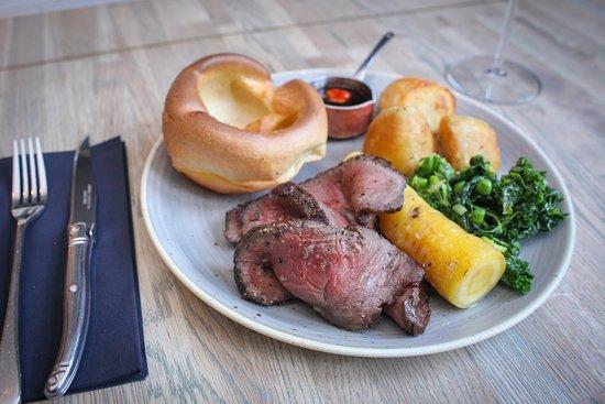 Chop House Bruntsfield: Sunday....the day of roast!