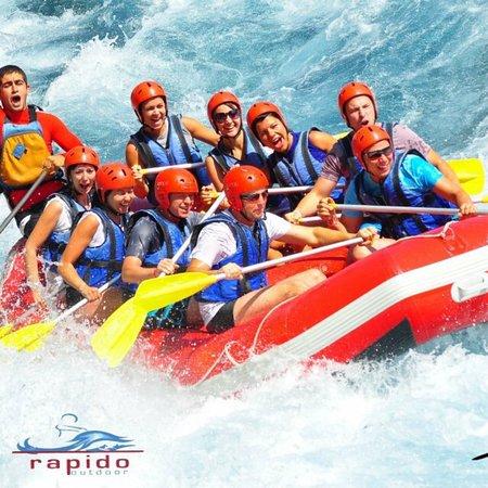 Rapido Canoe & Rafting
