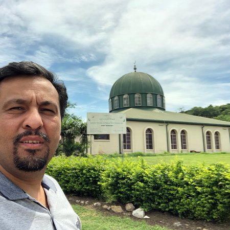 Port moresby mosque port moresby mosque for Kr motors port moresby