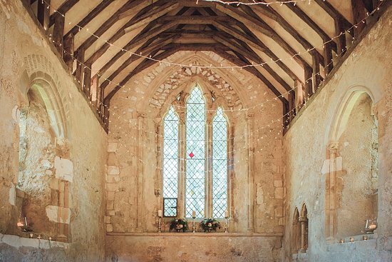 Climping, UK: Chapel in the grounds