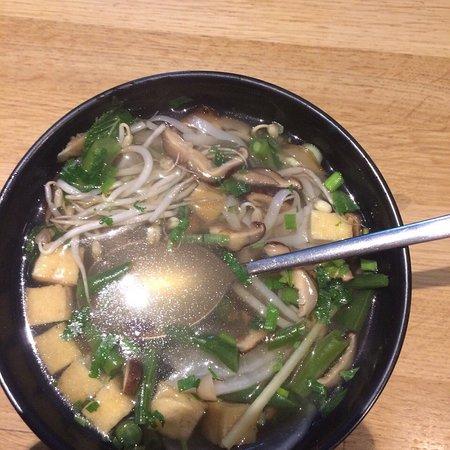 Joly Woo Cтрит-фуд кафе вьетнамской кухни: фо чаи
