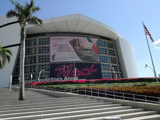 interieur - Picture of American Airlines Arena, Miami - TripAdvisor