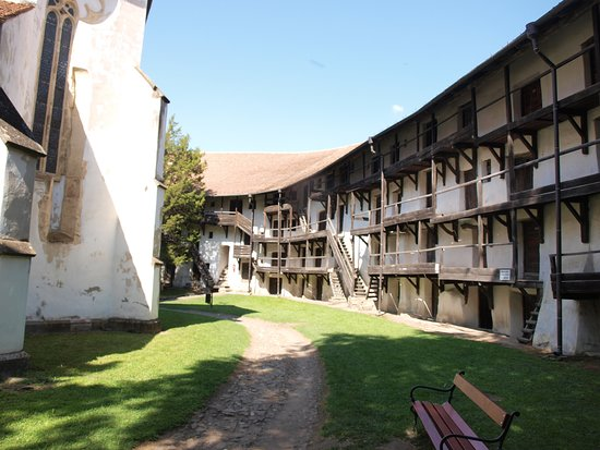 Κλουζ-Ναπόκα, Ρουμανία: Richness of Saxon heritage in Transylvania: PREJMER fortress;more on Saxon Heritage in Transylva