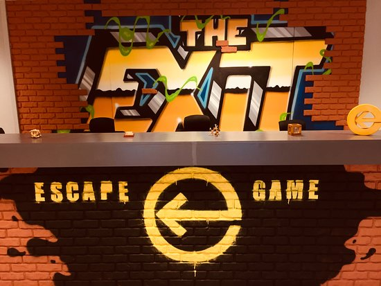 ‪The Exit Escape Game‬