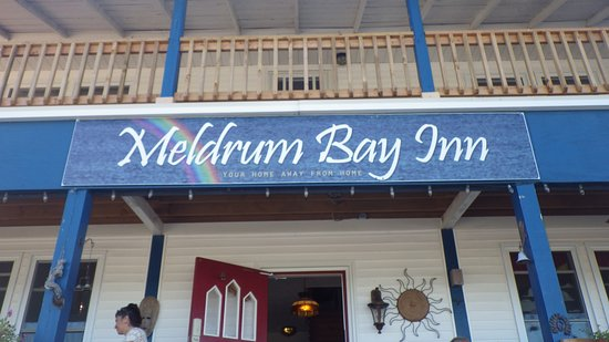 Meldrum Bay, Canada : quaint and welcoming