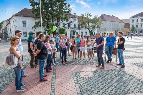 Timisoara, Romania: Walking city tour with locals