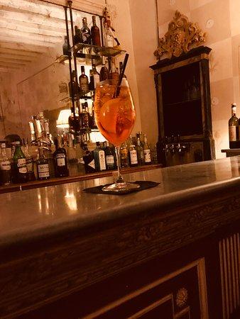 Villa Bordoni: Amazing drinks at the bar