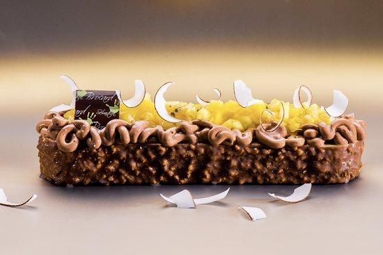 Sebastien Brocard Patissier Chocolatier: Serial Crousty