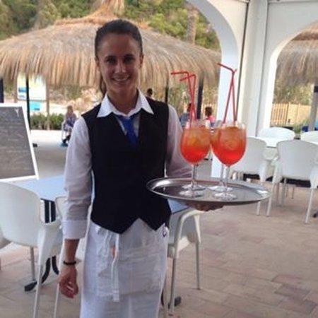 Cala Murada, Spain: Aperol Spritz 🍊🍊🍊