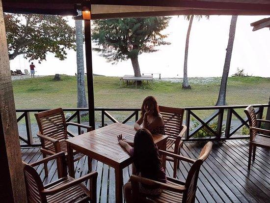 Pulau Besar, Malaysia: restaurant