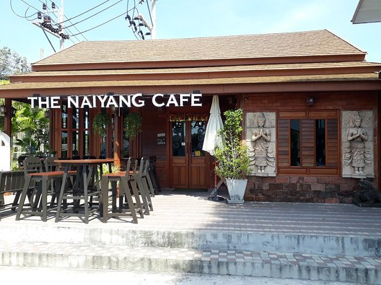 Best cafe at Phuket airport