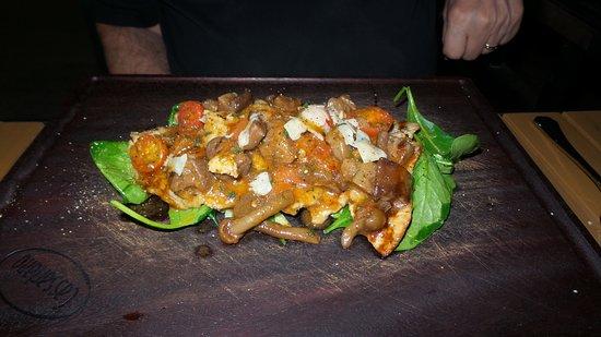 Cassariano Italian Eatery: Veal Picatta