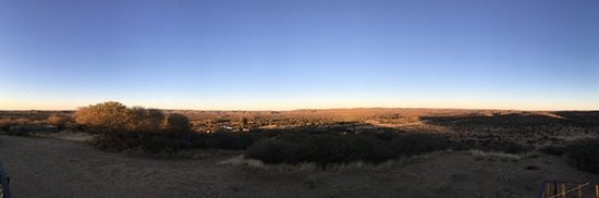 Midgard, Namibia: area panoramic